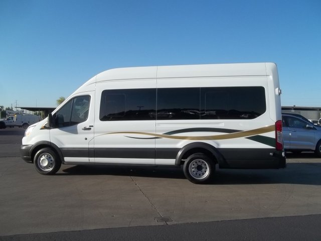 2016 Transit 350 HD High Roof DRW, Passenger Wagon #28657 - photo 6