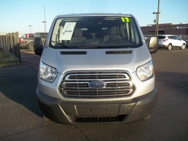 2017 Transit 350 Low Roof, Passenger Wagon #28701 - photo 8