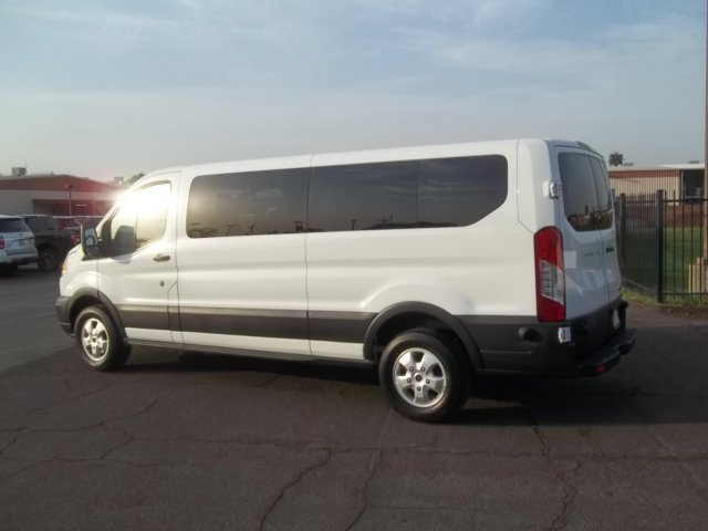 2017 Transit 350 Low Roof 4x2,  Passenger Wagon #28793 - photo 5