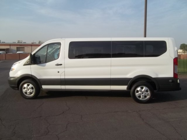 2017 Transit 350 Low Roof 4x2,  Passenger Wagon #28793 - photo 6