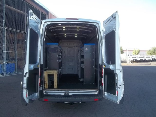 2017 Transit 350 HD High Roof DRW 4x2,  Upfitted Cargo Van #29166 - photo 1