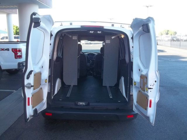 2017 Transit Connect 4x2,  Upfitted Cargo Van #29167 - photo 1