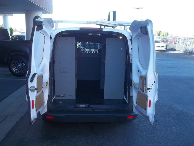 2018 Transit Connect 4x2,  Upfitted Cargo Van #29169 - photo 1
