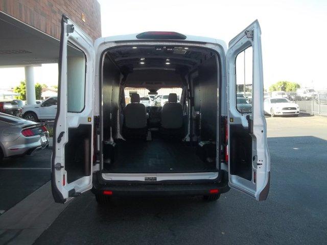 2018 Transit 250 Med Roof 4x2,  Empty Cargo Van #29184 - photo 1
