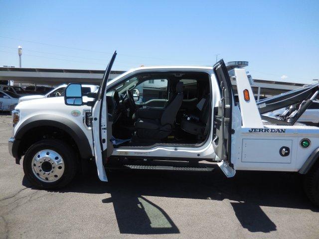 2019 F-550 Super Cab DRW 4x2,  Jerr-Dan Wrecker Body #B90104 - photo 22