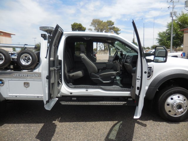 2019 F-550 Super Cab DRW 4x4,  Jerr-Dan Wrecker Body #B90105 - photo 23