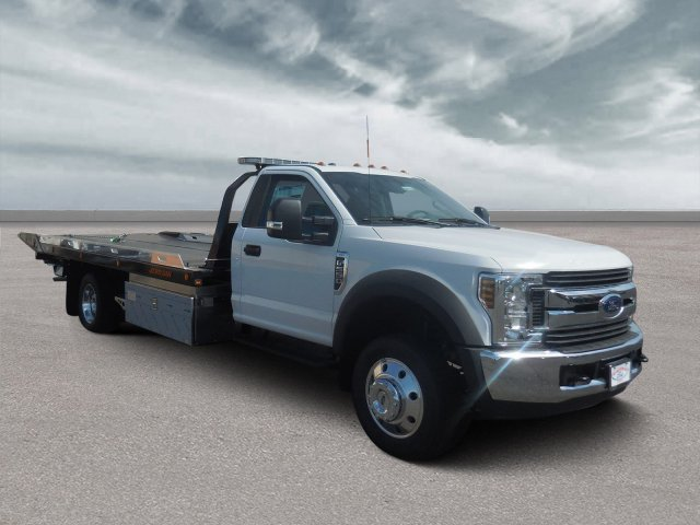 2019 F-550 Regular Cab DRW 4x2,  Jerr-Dan Rollback Body #B90106 - photo 1