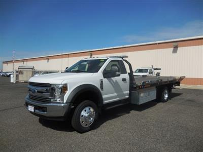 2019 F-550 Regular Cab DRW 4x2,  Jerr-Dan Rollback Body #B90106 - photo 5