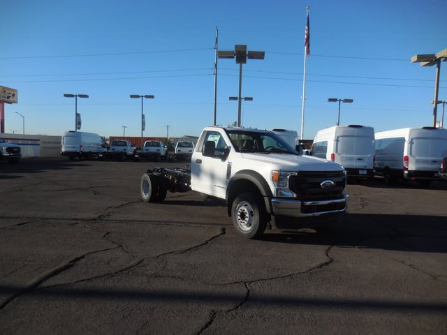2021 Ford F-450 Regular Cab DRW 4x2, Cab Chassis #F21123 - photo 1