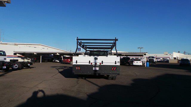 2021 Ford F-450 Regular Cab DRW 4x2, Milron Contractor Body #F21149 - photo 1