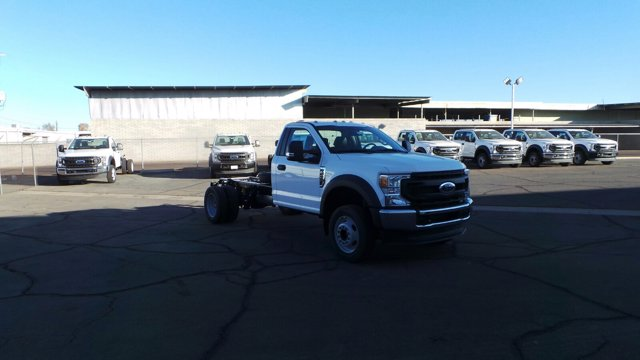 2021 Ford F-450 Regular Cab DRW 4x2, Cab Chassis #F21177 - photo 1