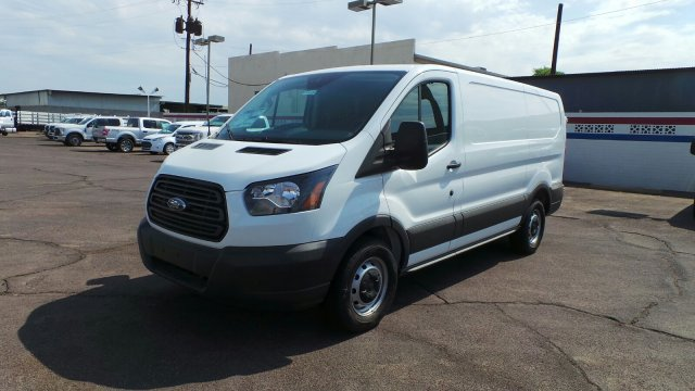 2018 Transit 150 Low Roof 4x2,  Empty Cargo Van #F80040 - photo 1