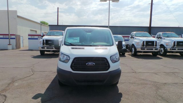 2018 Transit 150 Low Roof 4x2,  Empty Cargo Van #F80040 - photo 9
