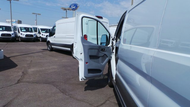 2018 Transit 150 Low Roof 4x2,  Empty Cargo Van #F80040 - photo 24