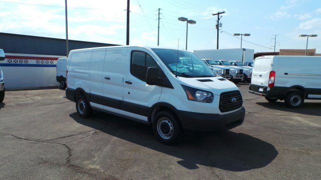 2018 Transit 150 Low Roof 4x2,  Empty Cargo Van #F80040 - photo 3