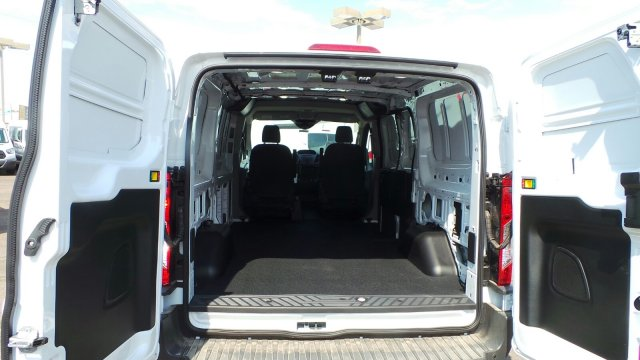 2018 Transit 150 Low Roof 4x2,  Empty Cargo Van #F80040 - photo 2