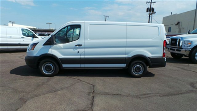 2018 Transit 150 Low Roof 4x2,  Empty Cargo Van #F80040 - photo 8