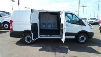 2018 Transit 150 Low Roof 4x2,  Empty Cargo Van #F80040 - photo 5