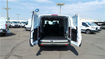 2018 Transit 150 Low Roof 4x2,  Empty Cargo Van #F80040 - photo 7