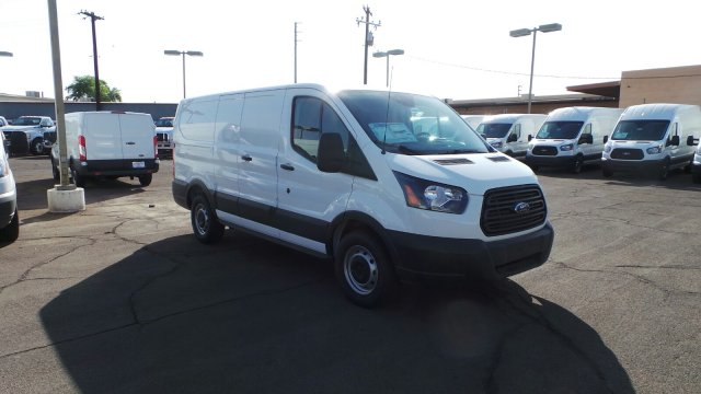 2018 Transit 150 Low Roof 4x2,  Empty Cargo Van #F80047 - photo 3