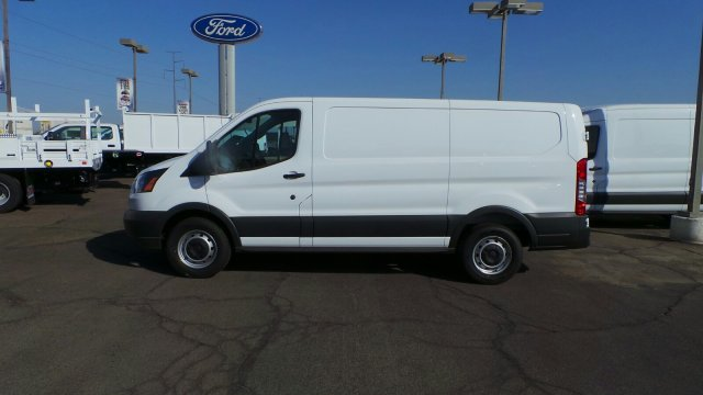 2018 Transit 150 Low Roof 4x2,  Empty Cargo Van #F80047 - photo 8
