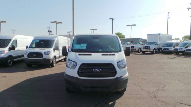 2018 Transit 150 Low Roof 4x2,  Empty Cargo Van #F80047 - photo 9