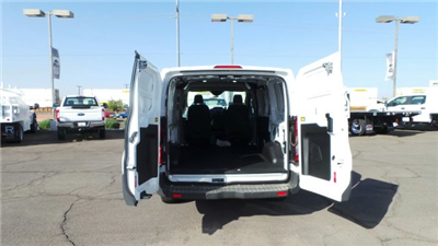 2018 Transit 150 Low Roof 4x2,  Empty Cargo Van #F80047 - photo 7