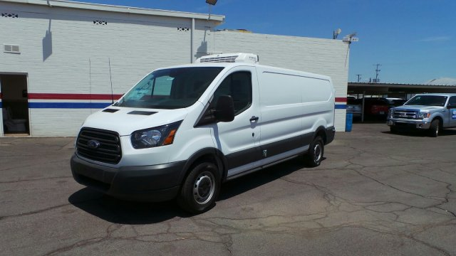 2018 Transit 250 Low Roof 4x2,  Thermo King Refrigerated Body #F80071 - photo 1