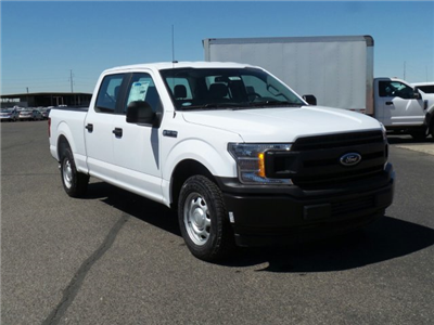 2018 F-150 SuperCrew Cab,  Pickup #F80090 - photo 2