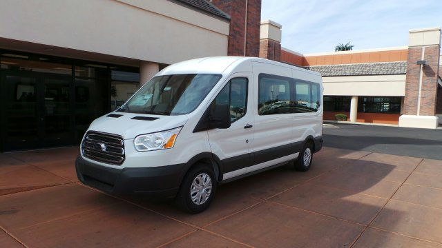 2018 Transit 350 Medium Roof, Passenger Wagon #F80120 - photo 2