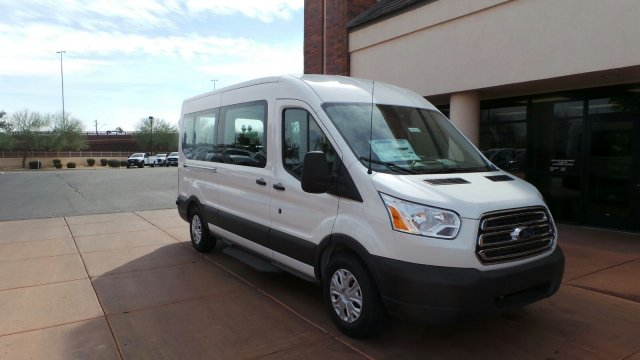 2018 Transit 350 Medium Roof, Passenger Wagon #F80120 - photo 4