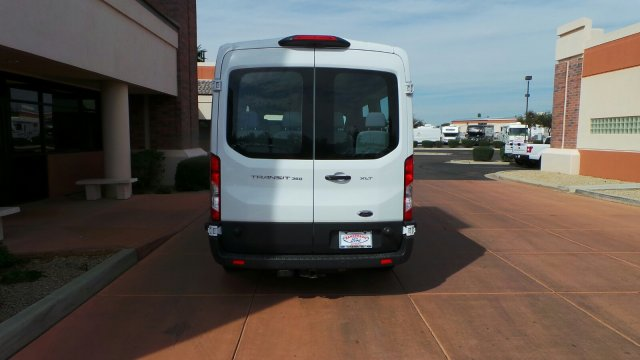 2018 Transit 350 Medium Roof, Passenger Wagon #F80120 - photo 7