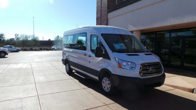 2018 Transit 350 Medium Roof, Passenger Wagon #F80157 - photo 5