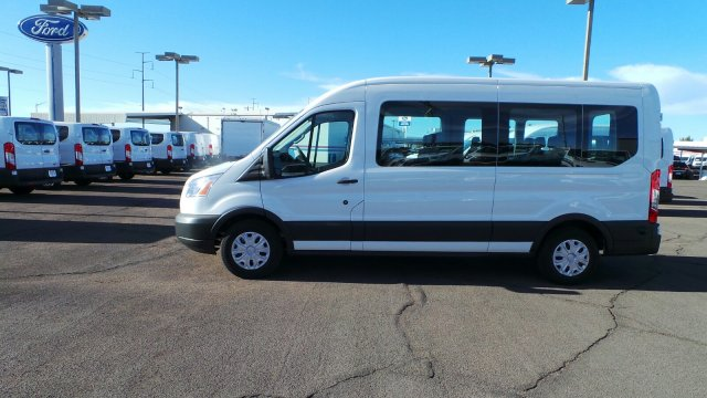 2018 Transit 350 Medium Roof, Passenger Wagon #F80220 - photo 2