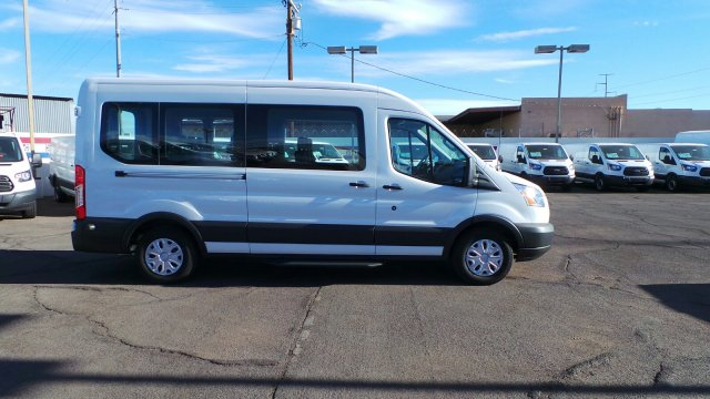 2018 Transit 350 Medium Roof, Passenger Wagon #F80220 - photo 5