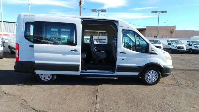 2018 Transit 350 Medium Roof, Passenger Wagon #F80220 - photo 6