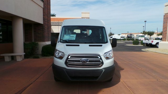 2018 Transit 350 Medium Roof, Passenger Wagon #F80221 - photo 3