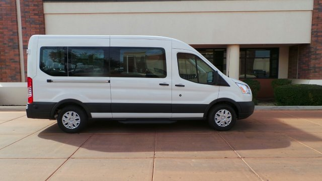 2018 Transit 350 Medium Roof, Passenger Wagon #F80221 - photo 5