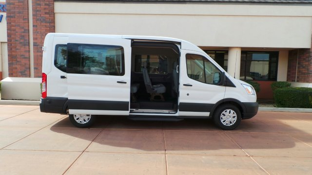 2018 Transit 350 Medium Roof, Passenger Wagon #F80221 - photo 6