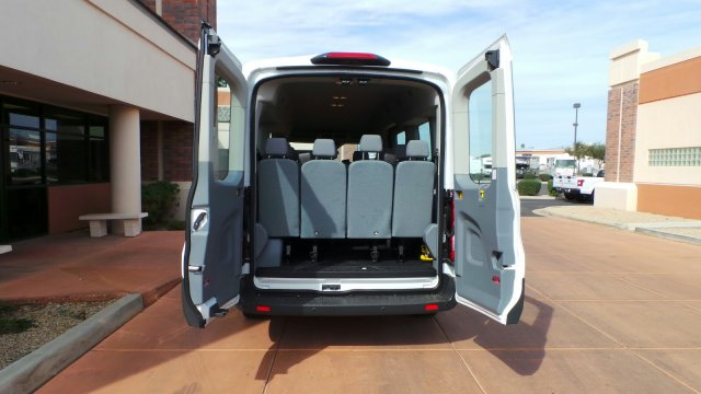 2018 Transit 350 Medium Roof, Passenger Wagon #F80221 - photo 8