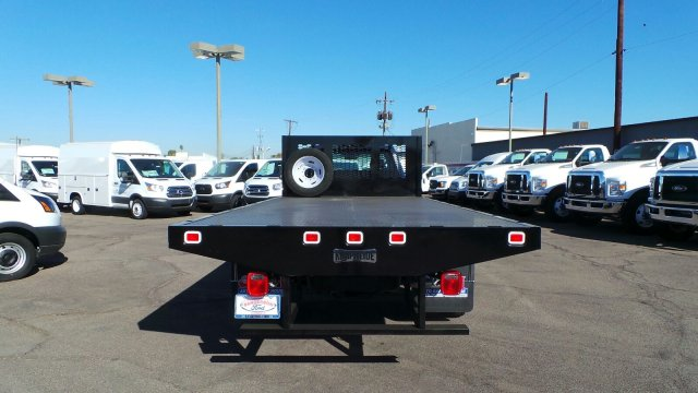 2018 F-450 Regular Cab DRW 4x2,  Knapheide Flatbed #F80252 - photo 2