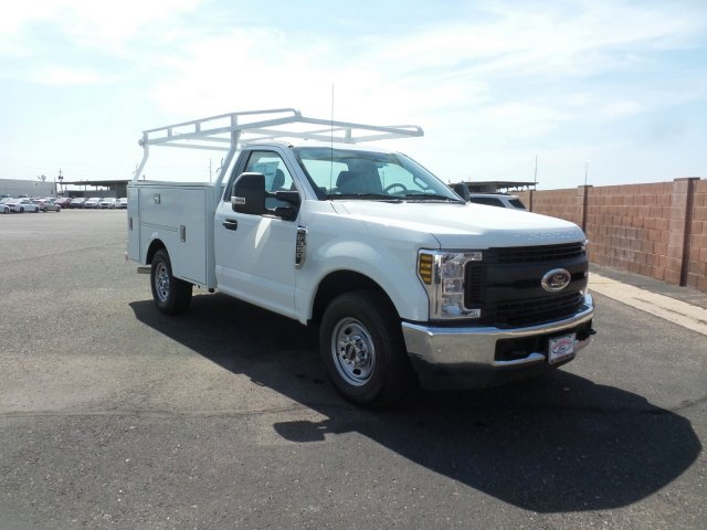 2018 F-350 Regular Cab 4x2,  Stahl Service Body #F80293 - photo 5