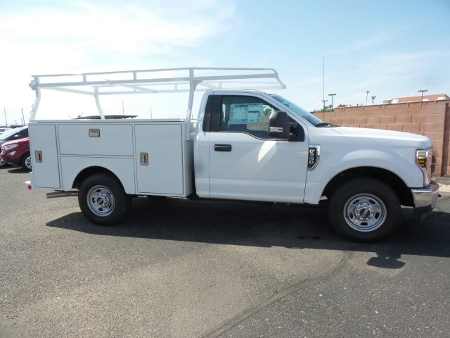2018 F-350 Regular Cab 4x2,  Stahl Service Body #F80293 - photo 3