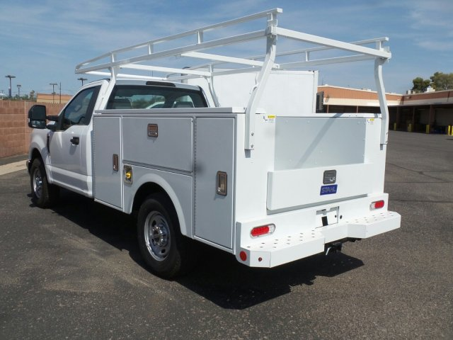 2018 F-350 Regular Cab 4x2,  Stahl Service Body #F80293 - photo 2