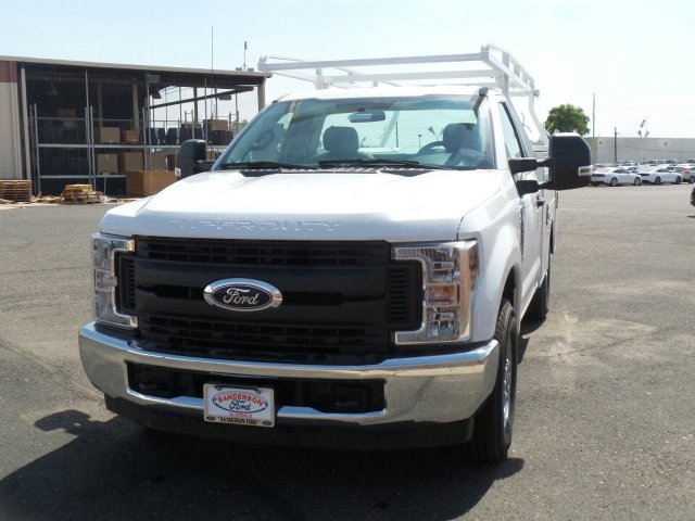 2018 F-350 Regular Cab 4x2,  Stahl Service Body #F80293 - photo 8