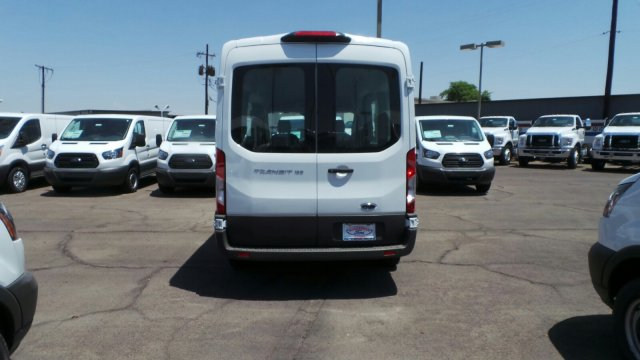 2018 Transit 150 Med Roof 4x2,  Passenger Wagon #F80431 - photo 7