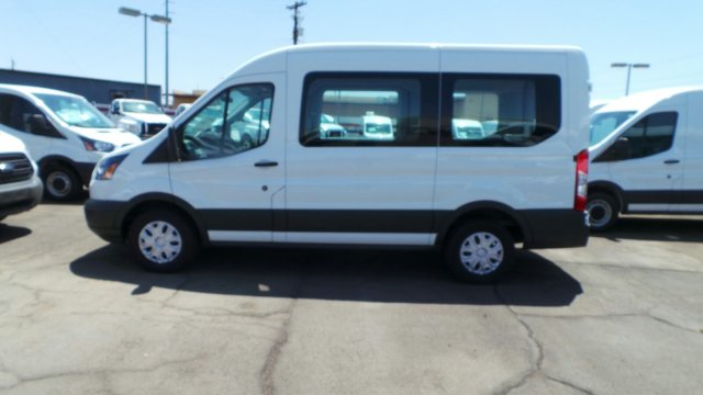 2018 Transit 150 Med Roof 4x2,  Passenger Wagon #F80431 - photo 2