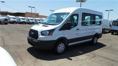 2018 Transit 150 Med Roof 4x2,  Passenger Wagon #F80431 - photo 1
