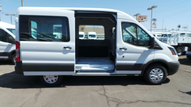 2018 Transit 150 Med Roof 4x2,  Passenger Wagon #F80432 - photo 5