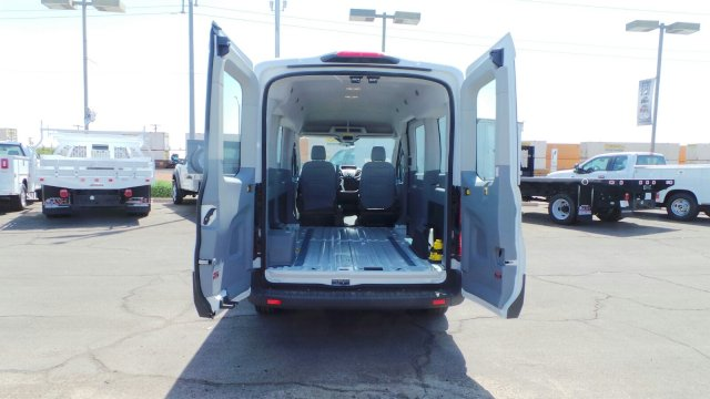 2018 Transit 150 Med Roof 4x2,  Passenger Wagon #F80432 - photo 7